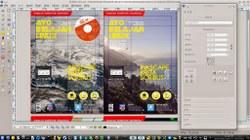"""Atelier numérique : """"Créez une affiche avec Scribus"""""""