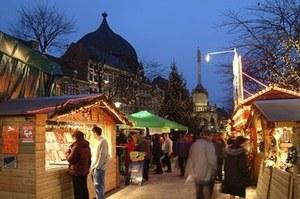Visite du plus grand Marché de Noël de Belgique