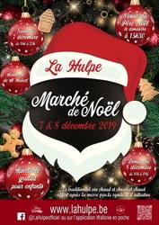 Rendez-vous au marché de Noël ce week-end !