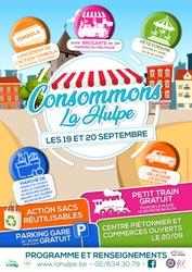 Week-end  « Consommons La Hulpe »