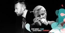 Concert Olivier Poumay (harmonica) & Hervé Noirot (piano)