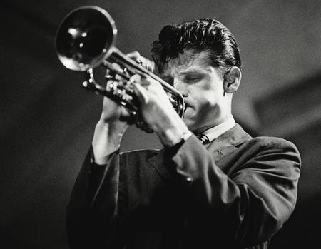 Espace Toots, conférence de Jean-Pol Schroeder, cycle trompette, Chet Baker