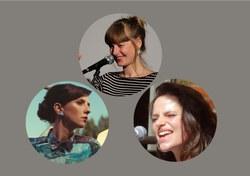Jazz vocal a cappella, Milla Brune, Cassandre Prieux, Célia Tranchand